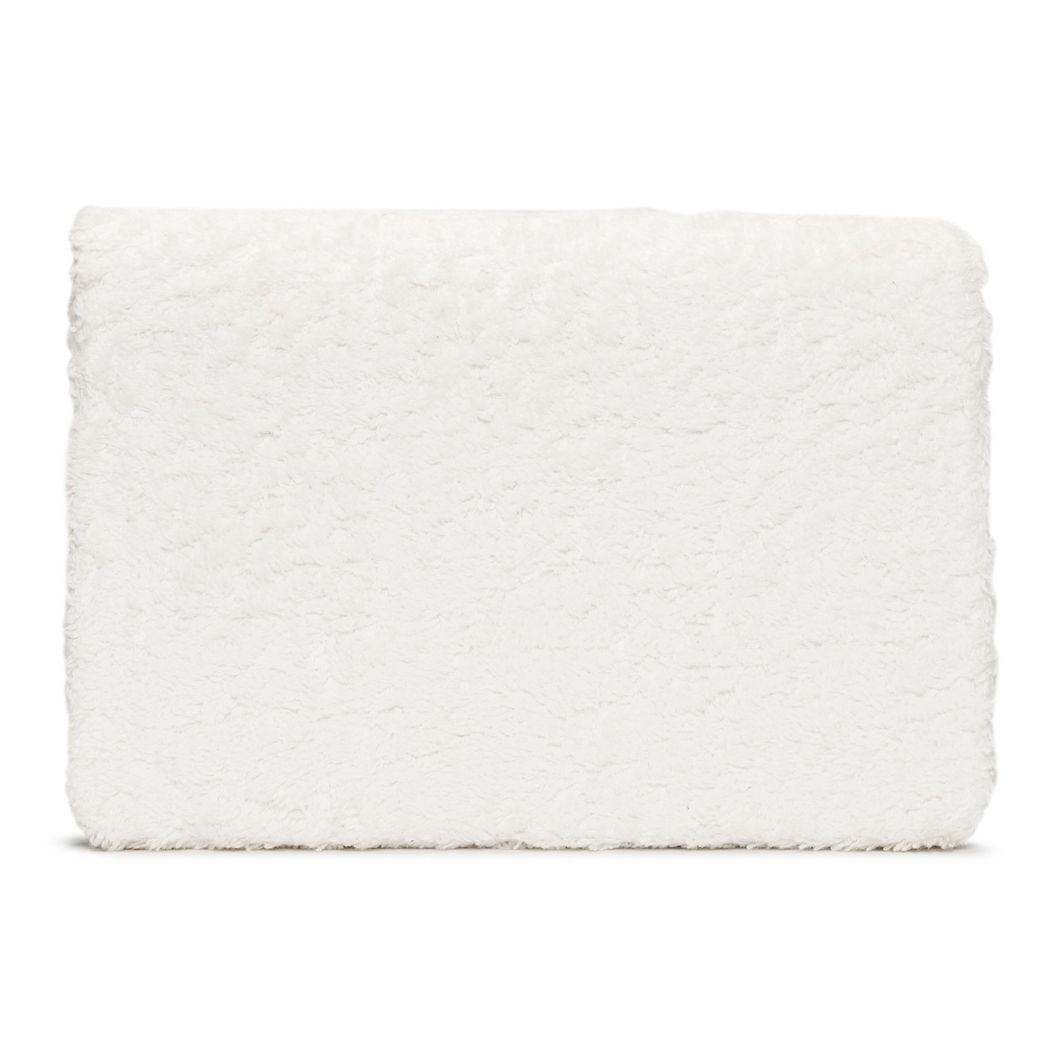 MAYFAIR in White Cotton-Terry