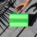 MAYFAIR in Green Fluopatent GINA Bags #2